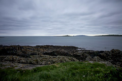 cold may in skerries (jbredrebel) Tags: longexposure ireland sea sky dublin irish lighthouse cold grass clouds island grey moody may windy lee nd filters martello skerries fingal neutraldensity 10stop rockabill bigstopper