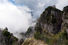 Sky is cleaning up (WeatherMaker) Tags: italien italy mountains alps strada day cloudy hiking alpen trentino 52 gardasee delle pasubio gallerie