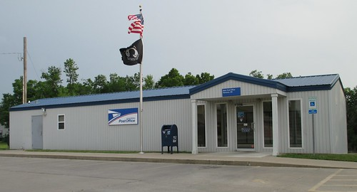 Post Office 74061 (Ramona, Oklahoma)