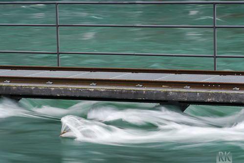 High water in Lucerne