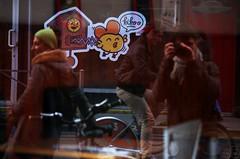Street Art Bordeaux - Balade 11 (c-dr-c) Tags: street art autoportrait bordeaux magnetic enseigne urbain pôle argone