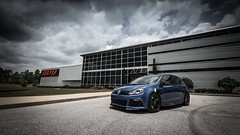 Rising Blue Golf R Stage III!