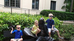 P6147593 (drjeeeol) Tags: katie rollins charlie will triplets toddlers tars 2013 56monthsold
