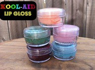 Kool Aid Lip Gloss # (Jennifer with iSaveA2Z.com) Tags: by kids recipe blog post crafts craft frugal aid lip gloss recipes savings kool isavea2z isavea2zcom