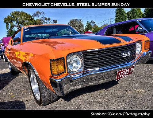 Chevrolet Chevelle - Steel Bumper Sunday