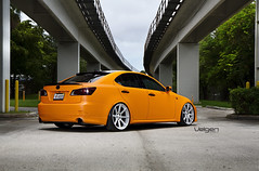 Lexus IS250 F Sport Matte Orange on VMB8 Matte Silver w ISF Front Bumper (VelgenWheels) Tags: pictures auto orange cars silver germany yahoo google high spain flickr power suspension russia low wheels korea images hong kong rims rex lowered bing isf matte jdm concave lexus slammed stance coilovers exhuast velgen is350 is250 fitment fsport clublexus lextech concavewheels velgenwheels vmb8