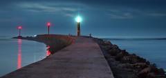Paseo por el paraíso (ennocasa) Tags: faro noche paraiso cantabria cuchia flickrandroidapp:filter=none