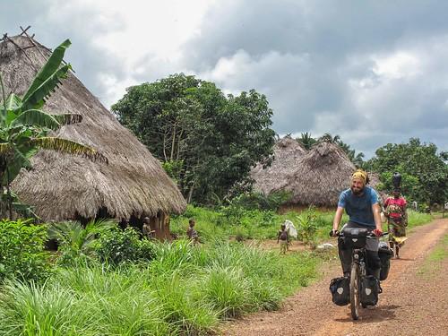 Rural Sierra Leone