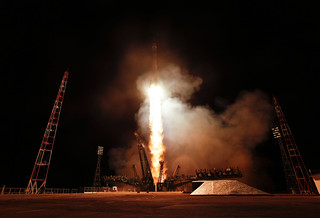 Expedition 27 Launch