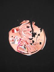 the carcass (Poster Boy NYC) Tags: street new york nyc boy people music brown streetart ny black art history collage brooklyn ads subway poster dead 40th one graffiti big paint malcolm anniversary bronx tag graf muslim islam president political year group ad cost el abraham x class e penny lincoln hiphop 40 hip hop rap mic malik rapper bigger prez haj shabazz posterboy