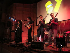 IMG_4260 (NYC Guitar School) Tags: nyc guitar school performance rock teen kids music 81513 summer camp engelman hall baruch gothamist plasticarmygirl samoajodha samoa jodha