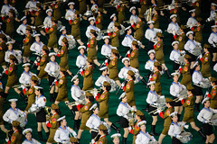 Soldiers and sailors (Lil [Kristen Elsby]) Tags: travel topf25 musicians soldier asia sailors korea topv5555 multiples editorial soldiers sailor northkorea eastasia miltary dprk travelphotography arirang militaryofficers democraticpeoplesrepublicofkorea massgames chosŏnminjujuŭiinminkonghwaguk dprofkorea canon5dmarkii arirangmassgames