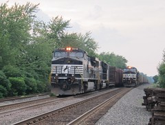 hudson 070 (Fan-T) Tags: ns norfolk 9 southern dash hudson ge prr 9159 9456