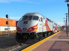 Rail Runner Express, Belen NM (redfusee) Tags: nmrx