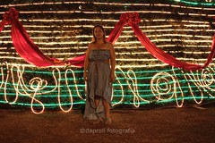 IMG_0068 Sandra en la Redoma (Daniel Pronio / @daproli) Tags: christmas canon photography lights venezuela bolivar decoration ciudadbolivar t3i guayana 600d canonef50mmf18ii canon600d canont3i daproli danielproniofotografa