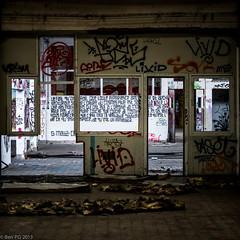 Usine de lait (Ben PG) Tags: street streetart france art graffiti pau usine sud ouest désafectée benpg