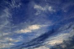 Nuvole Romane (AndBiancafarina) Tags: sunset sky italy cloud rome roma italia tramonto nuvole cielo afterglow cieloromano