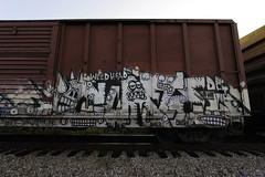 Cuate (Revise_D) Tags: graffiti zee revise graffitti graff tagging freight revised wh trainart fr8 cuate benching fr8heaven fr8aholics revisedesigns revisedeigns revisedesign fr8bench