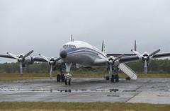 Lockheed L-1049 Super Constellation (Boushh_TFA) Tags: nikon belgium air super nikkor lockheed base f28 constellation 70200mm breitling d600 l1049 2013 vrii vliegbasis kleinebrogel hbrsc ebbl spottersdag
