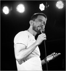Neal Brennan lists the reasons (TheeErin) Tags: ny brooklyn knitting comedy comic factory stage williamsburg comedian writer brennan knittingfactory mic gesture director neal standup standupcomedy standupcomedian brooklynknittingfactory knitbrooklyn knitbk knitfactorybk