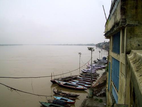 Gange, Varanasi, Inde