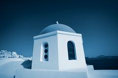 Blue & White.- (ancama_99(toni)) Tags: cruise blue vacation white architecture mar arquitectura mediterranean mediterraneo santorini greece grecia vacaciones 1000views crucero 10favs 10faves 2013 25favs 25faves islascicladas ltytr1 blinkagain