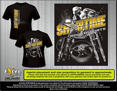 "SHOWTIME POWERSPORTS 46304076 TEE • <a style=""font-size:0.8em;"" href=""http://www.flickr.com/photos/39998102@N07/10426496726/"" target=""_blank"">View on Flickr</a>"
