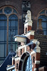 gevelversiering Oudezijds Kolk, Amsterdam 2013 (wally nelemans) Tags: holland amsterdam nederland thenetherlands leeuwtje 2013 gevelversiering oudezijdskolk facadedecoration