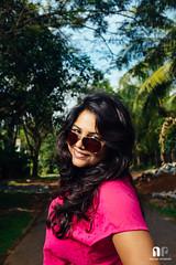 Parkala Portraits (travelling writer) Tags: portrait woman india outdoor karnataka strobe udupi swapna dimpy parkala x100s