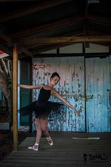 _MG_3967 (Scenecatcher!!) Tags: city flowers shadow ballet ballerina tutu grungy stret calondra
