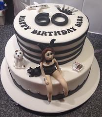 Bunny Girl Cake