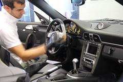Porsche 997 Turbo Cabriolet (53) (Detailing Studio) Tags: peinture turbo porsche protection soin lavage capote cabriolet detailing 997 nettoyage cire correction moteur rénovation cuir vernis rayures détails microfibre nanotechnologie séchage carnauba défauts crystalrock polissage décontamination microrayures