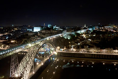 #256 (Nuno S.Sousa) Tags: portugal porto nocturna ribeira pontedlusi