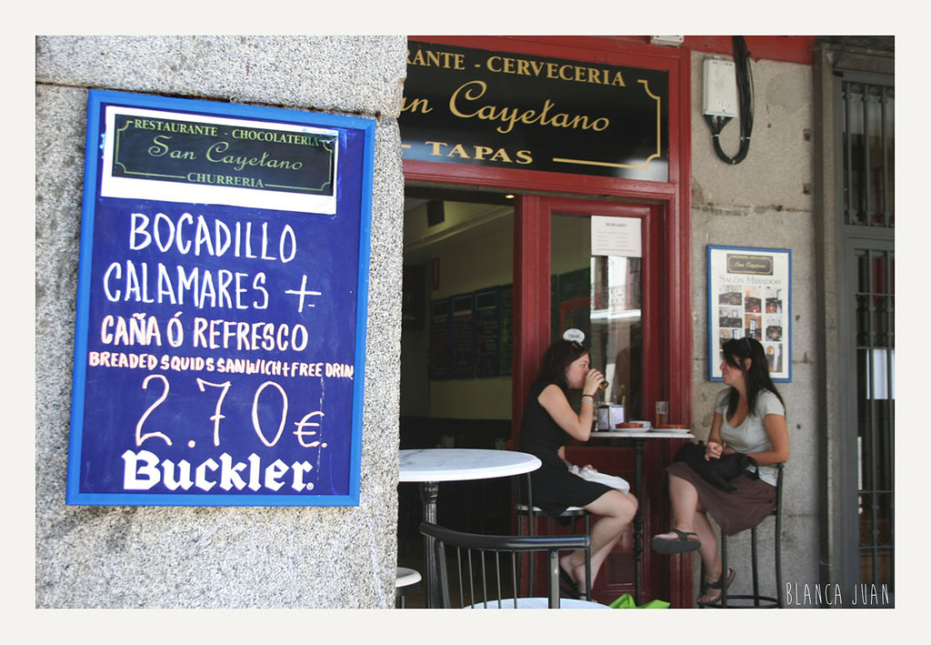 The World S Best Photos Of Bar And Bocadillo Flickr Hive Mind