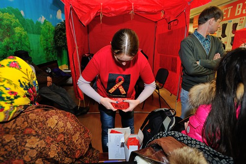 World AIDS Day: Ukraine