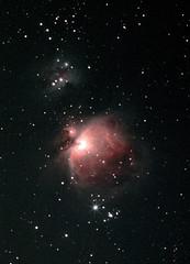 M42 Orion Nebula (john.purvis) Tags: astrophotography Astrometrydotnet:status=solved Astrometrydotnet:id=nova170641