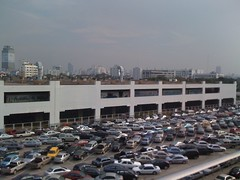 off-street parking (SUTP) Tags: thailand asia bangkok parking developingcountry tdm offstreetparking traveldemandmanagement