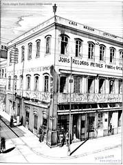 Porto Alegre Casa Masson início sécXIX