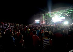 Steve Aoki en la Mega Feria Acapulco