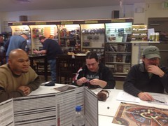 Star Wars RPG night