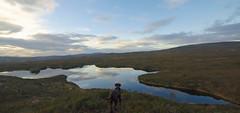 Osgar aig na Lochan Dubha (Senaid) Tags: winter dog m
