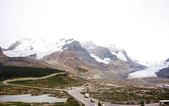 Athabasca Glacier, Columbia Icefield (when I'm on vacation) Tags: park snow canada ice nature field landscape jasper columbia glacier national alberta banff athabasca