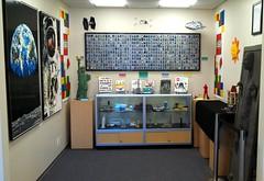 Santa Barbara (Dave Shaddix) Tags: lego mosaic