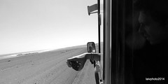 GoPro...on the road. (Liv ) Tags: road skeleton coast desert namibia ontheroad deserto 2014 kunene khorixas gopro laivphoto goproon