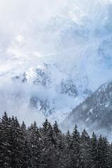 1,2,3 plans (PhotobyVro) Tags: winter mountain snow france les montagne alpes europe hiver du neige midi montblanc aiguille houches