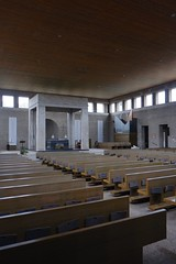 church odiliapeel (Jörn Schiemann) Tags: bossche aeta architecture church de excursion hkruisvinding jan jong netherlands nl odiliapeel school vanderlaan