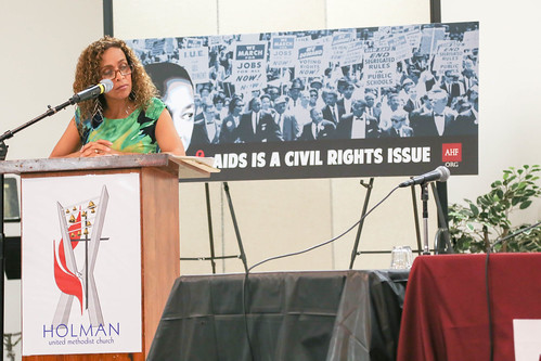 AIDS is a Civil Rights Issue: Los Angeles