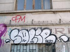 Throw-Up in Lisboa 2013 (kami68k [-allover-]) Tags: up graffiti lisboa illegal lissabon bombing throw throwup solie 2013
