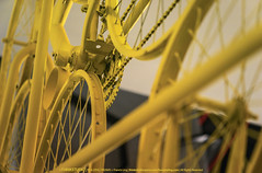 ...A Bike?   ...自転車? (francisling) Tags: food court studio design minolta interior sony think junction m malaysia kuala alpha 90mm f4 a7 lumpur unitar クアラルンプール フードコート rokkor マレーシア インテリアデザイン ilce7 ティンクメーカー ユニタール