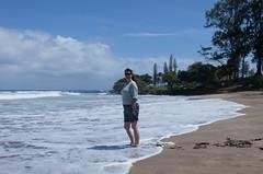 Maui, Hawai'i (ArneKaiser) Tags: autoimport hawaii kokibeach maui flickr